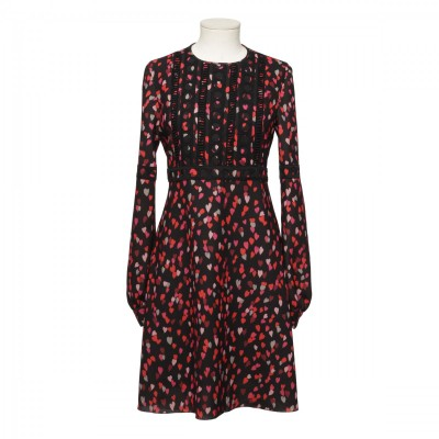 giamba_hearts-print-lace-dress
