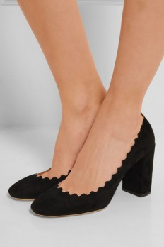 scalloped pumps chloe_maison chateaux